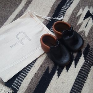 Potato Feet Bison Loafers 6-12 Months